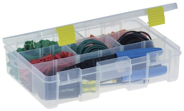 Fishing Tackle Storage Plano Tackle Size 3600  with Adjustable Dividers