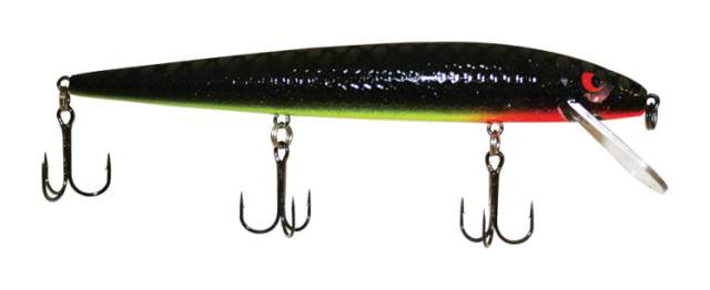 Warrior Lures Custom Painted Smithwick Perfect 10 Rogue