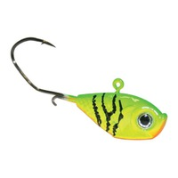 Lindy Jig 1/4 oz  - Green Chartreuse Yellow (6 Pack